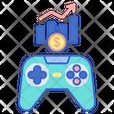 Game Analytics Icon