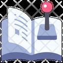 Game Book Icon