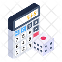 Game Calculation Icon