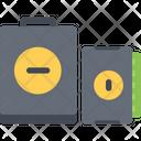 Game Cartridge Icon Vector Icon