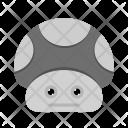 Game Character Mushroom Icon
