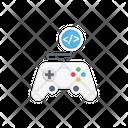 Game Development Coding Icon