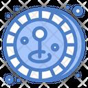 Game Coin Icon