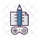 Game Concept Gaming Concept Game Strategy Icon
