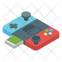 Gamepad Video Game Handheld Game Controller Icon