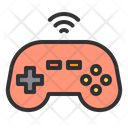 Game Console Game Remote Game Controller Icon