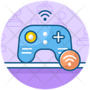 Game Controle Gamepad Joystick Icon