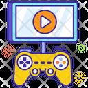 Game Control Gamepad Joystick Icon