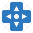 Controller Game Arrow Icon
