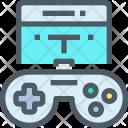 Mobile Game Controller Icon