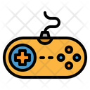 Game Controller Entertain Icon