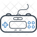 Game Joystick Control Icon