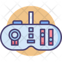 Game Controller Controller Gaming Equipment Icon