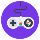 Gamepad Joystick Game Controller Icon