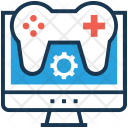 Game Controller Settings Icon
