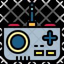 Game Controller Rc Icon