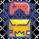 Game Controller Box Icon