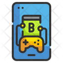 Game Developing Education Game Based Learning Icon