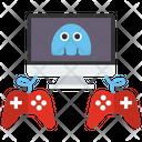 Game Development Game Programming Video Game Marketing Icon