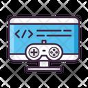 Game Development Development Game Icon