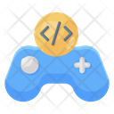 Game Coding Game Development Playstation Icon
