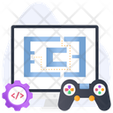 Game Setting Game Management Game Configuration Icon