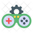 Game Setting Game Preferences Game Management Icon