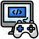 Game Development Video Games Gamepad Icon