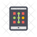 Mobile Tic Tac Toe Mobile Game Play Icon