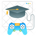 Game Education Game Learning Web Games Icon