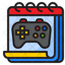 Game Event Game Joystick Icon