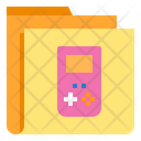 Game Funny Folder Icon