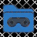 Folder Game Files Icon