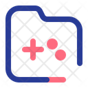 Game Folder Play Arcade Icon