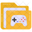 Game File Game Folder Game Archive Icon