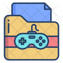 Game Folder Game Gaming Folder Icon