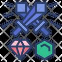 Game Item Nft Gaming Icon