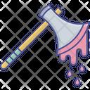 Game Killer Assassin Axe Scary Knief Icon