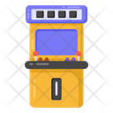 Video Game Game Machine Slot Machine Icon