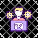 Game Mechanics Designer Icon
