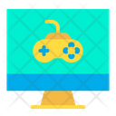 Game Monitor Icon