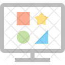 Game Monitor App Computer Game Icon
