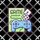 Game Night Icon