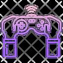 Game Play Joystick Video Game Icon