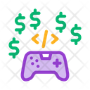 Game Coding Sell Icon