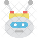 Game Robot Machine Icon