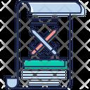 Game Scenario Rules Game Manual Icon