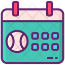 Game Schedule Icon