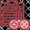 Game Score Icon