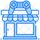 Game Shop Marketplace Outlet Icon